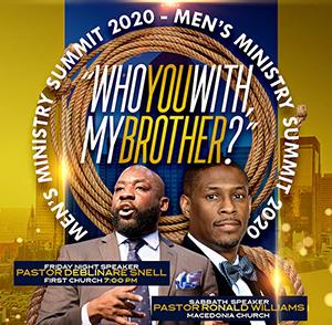 Men's Ministries Summit 2020